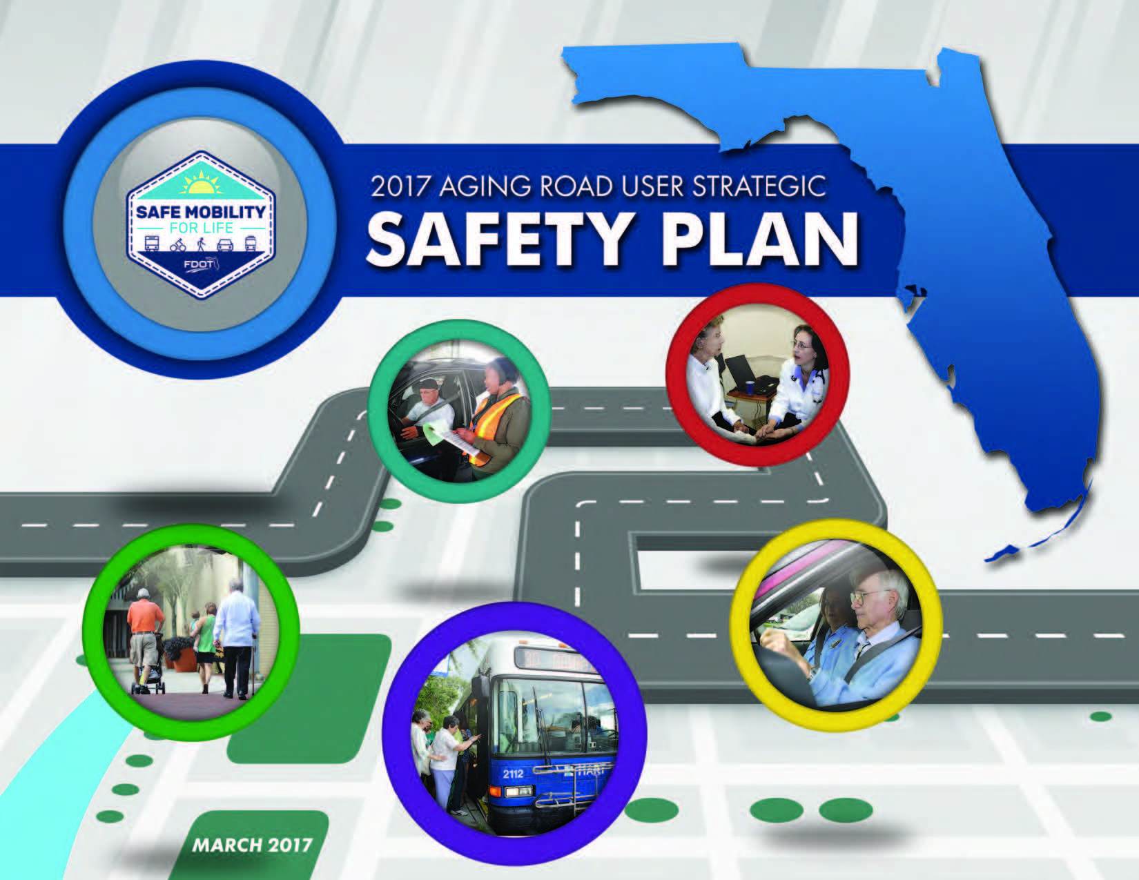 Florida's Aging Road User Strategic Safety Plan Cover